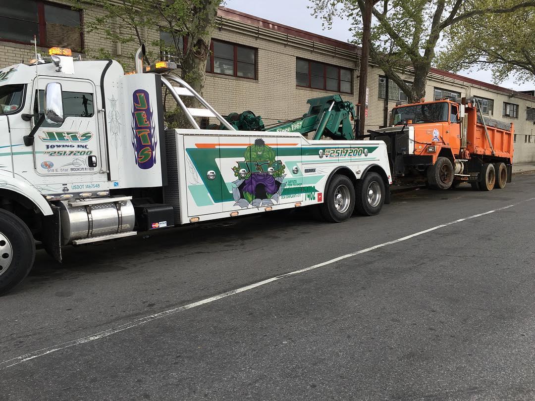 heavy Duty Transport