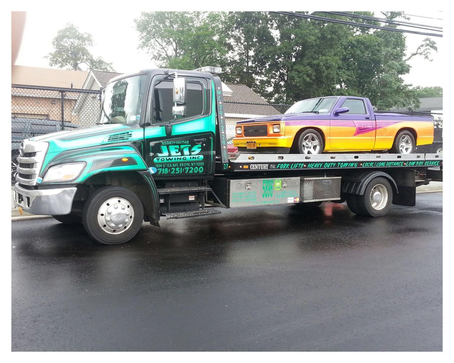 machine transport services nyc