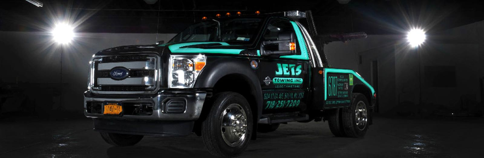 Light Duty Towing NY