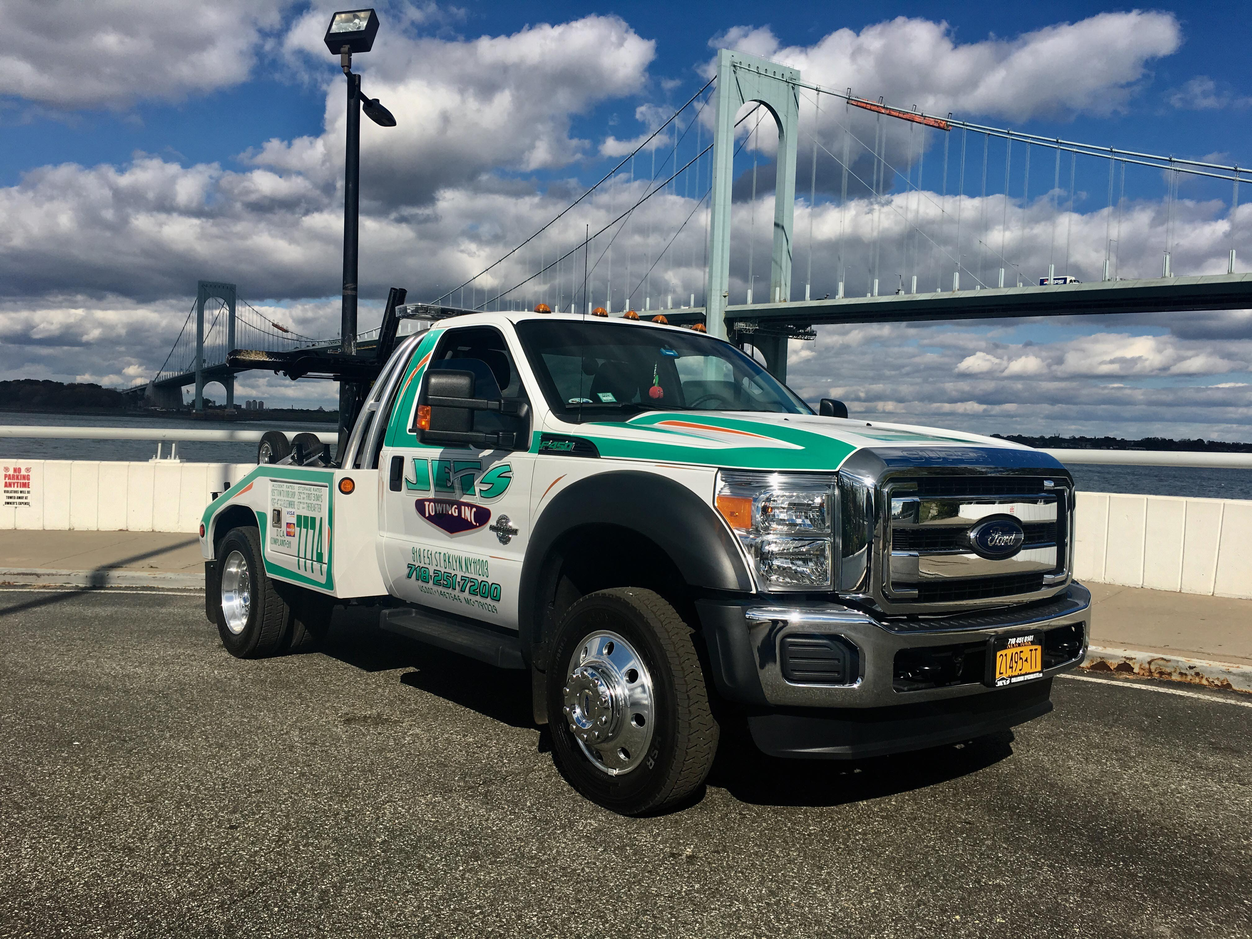 Light Duty Towing and Recovery