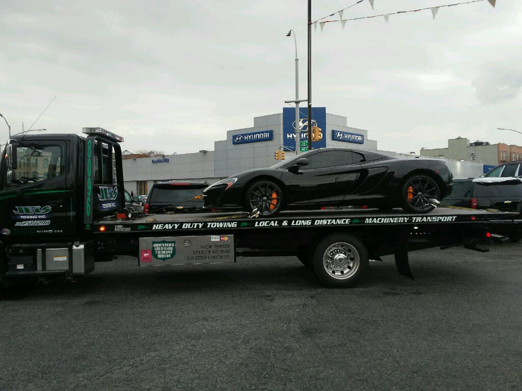 Tow Truck Service in New York