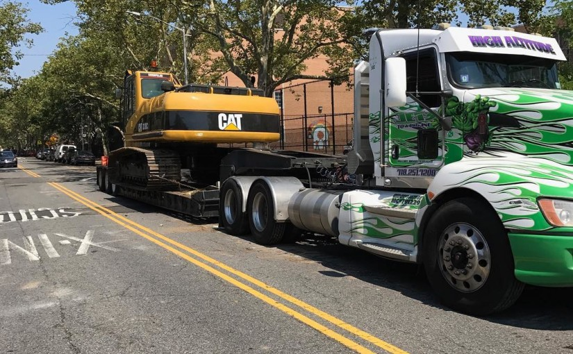 nyc towing service