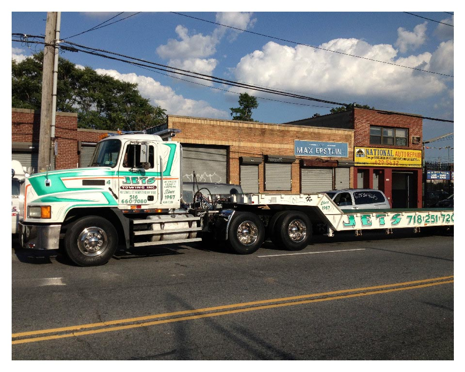 Lowboy Transport Services New York City