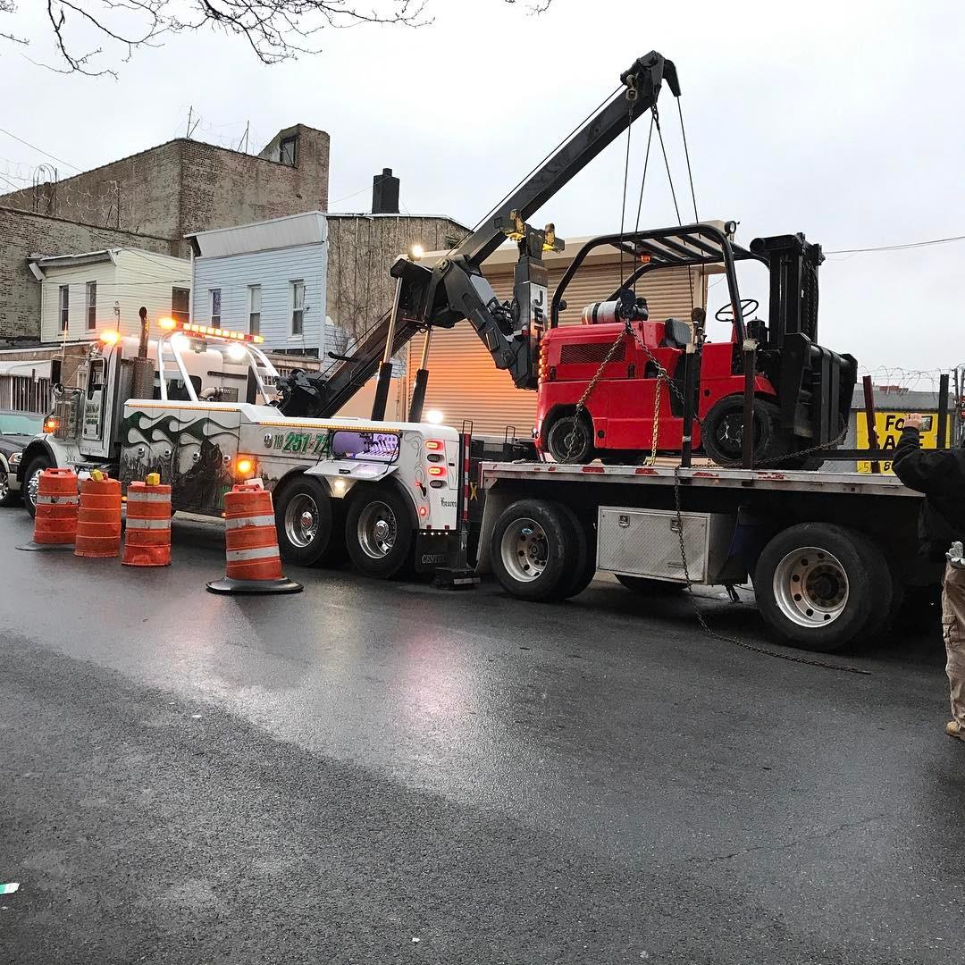 Mobile Crane Services NY